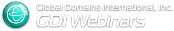 Webinars — Global Domains International, Inc.